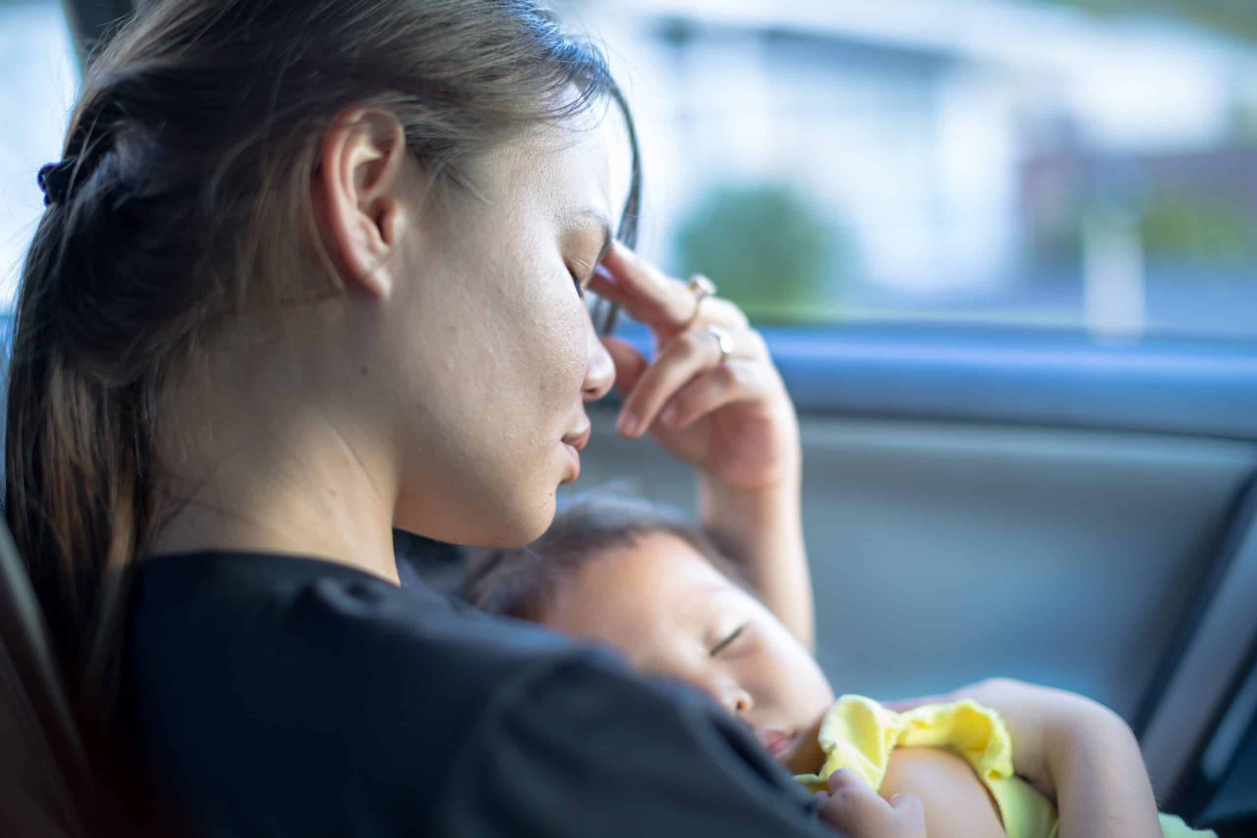 Why Moms Need Boundaries the Most